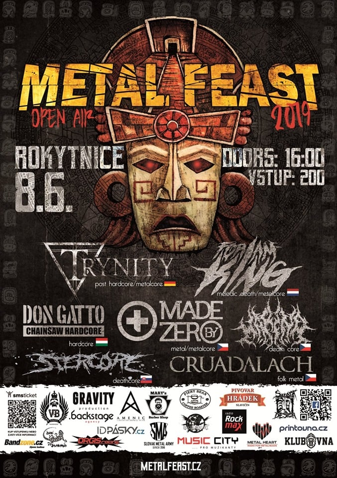 Metal Feast Open Air 2019