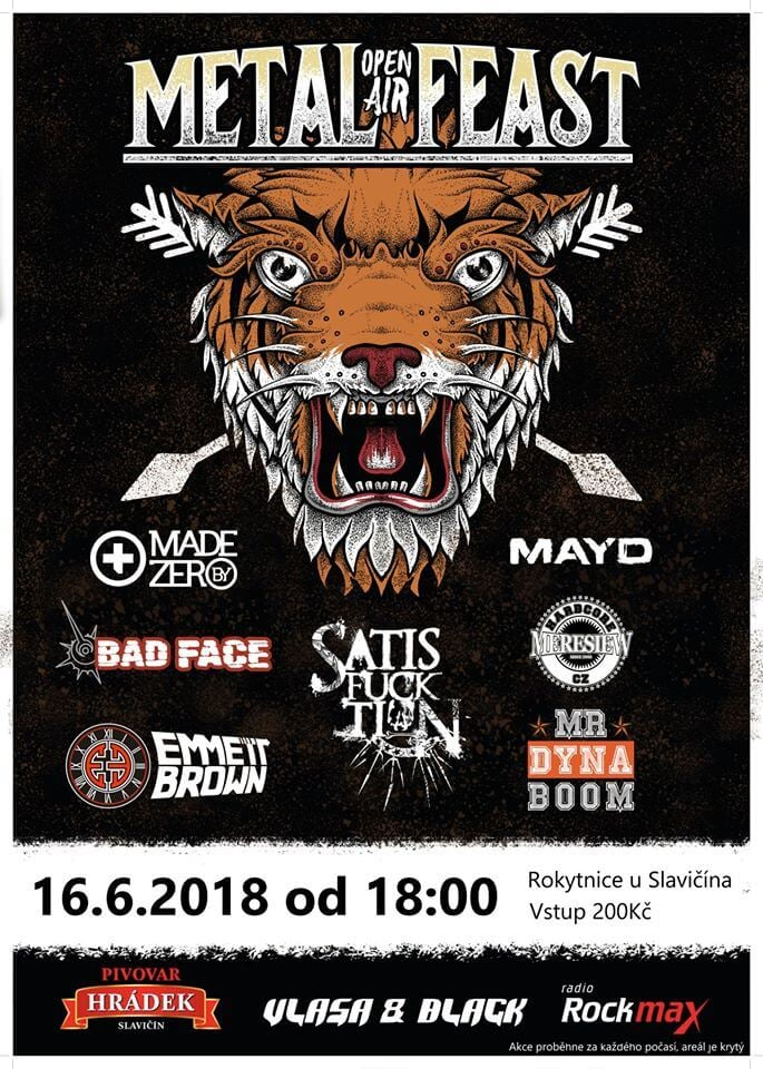 Metal Feast Open Air 2018